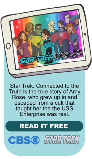 Star Trek: Connected to the Truth