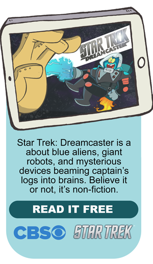 Star Trek: Dreamcaster
